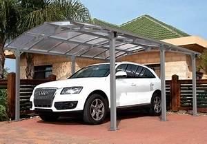 Carport Verkleidung Kunststoff : carport arcadia 5000 aluminium kunststoff 362x502x242cm bei ~ Frokenaadalensverden.com Haus und Dekorationen
