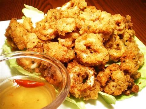 whats calamari calamares recipe
