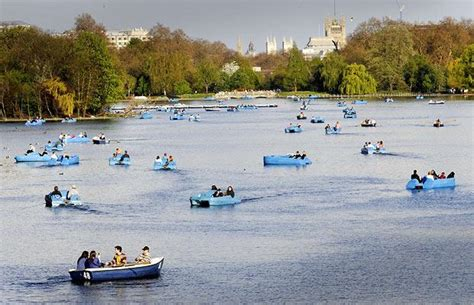 Pedal Boat Hyde Park by Miss International Things To Do In This Summer