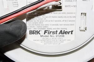 Brk Electronics 9120b First Alert Fire Alarm Smoke