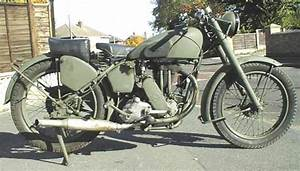 1951 Matchless G3L Classic Motorcycle Pictures