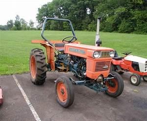 Free Kubota L260p Tractor Service Repair Manual Download