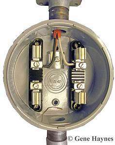 How To Install Electric Meter On 240 Volt Water Heater