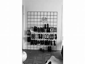 Rangement Chaussures Original : rangement chaussures prix mini ou faire soi m me ~ Teatrodelosmanantiales.com Idées de Décoration