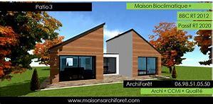 Hd Wallpapers Plan Maison Plain Pied Avec Patio Central