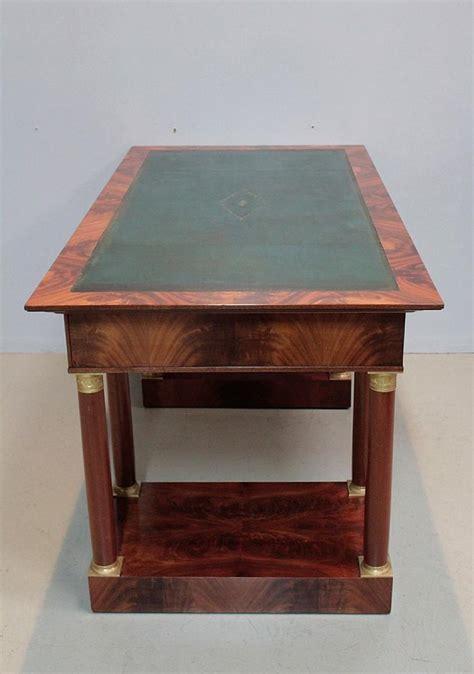 bureau de style bureau de style empire en acajou xxe antiquites lecomte