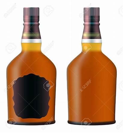 Whiskey Bottles Bottle Liquor Vector Clipart Whisky