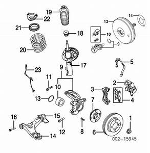 2009 - 2014 Dodge Journey Parts List Catalog