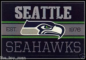 seattle seahawks football nfl licensed vintage team logo