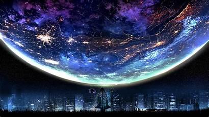 Moon Sky Night Stars Desktop Backgrounds Wallpapers