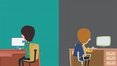 Study Animated Insurance Case Marketing Fun Drive