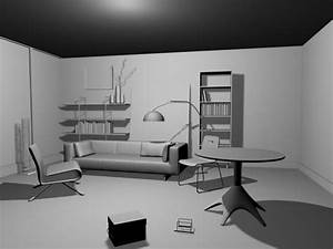 Living room interior design 3ds 3d studio max software for Interior design living room in 3ds max