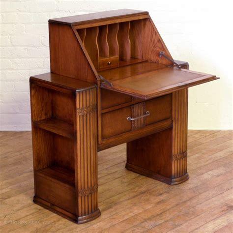 bureau deco deco oak bureau antiques atlas