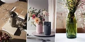 vase design notre selection tendance marie claire With chambre bébé design avec envoyer des fleurs interflora