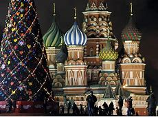 Russia's Christmas Celebrations are Yet to Come