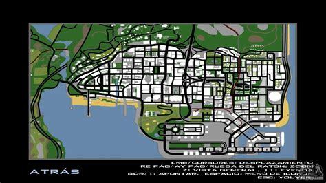 Hd Radar Map For Gta San Andreas