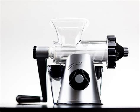 juicer manual healthy wheatgrass juicers lexen leafy stainless amazon lexan steel silver good4u juice compared