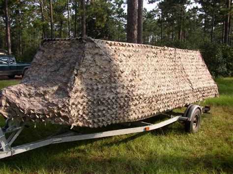 Xpress Boat Duck Blind by Easy Up Duck Blind And Duck Boat Blinds By Flyway Specialties