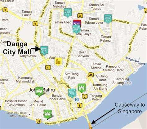 danga city mall  johor bahru living  malaysia