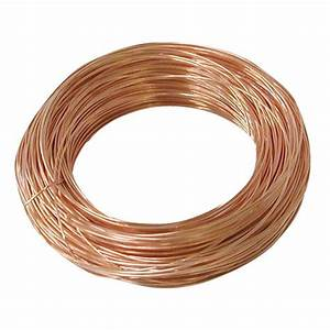 Ook 24 Gauge  100ft Copper Hobby Wire-50164
