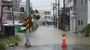 台南紛傳淹水災情 22區200條路段淹積水 - 生活 - 自由時報電子報
