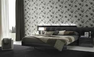 idee papier peint chambre comment faire le bon choix With papier peint chambre a coucher