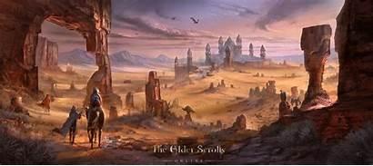 Elder Scrolls Wallpapers Released Gorgeous Looking Eso