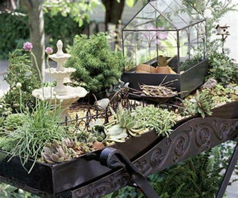 Mini Gärten Gestalten by Einen Mini Garten Gestalten Vier Tolle Mini Projekte F 252 R Sie