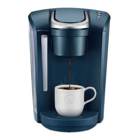 Sboly single serve coffee maker machine with thermal mug, compatible with k cup pod and ground coffee, 3 mins fast brew single cup coffee makers brewer, 6 to 14 oz brew size 4.5 out of 5 stars 7,553 $62.45 $ 62. Keurig K-Select Single Serve K-Cup Pod Coffee Maker, Marine Blue - Walmart.com - Walmart.com