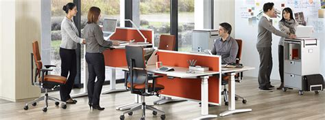 bureau position debout 12 modèles de bureaux pour travailler debout mode s d