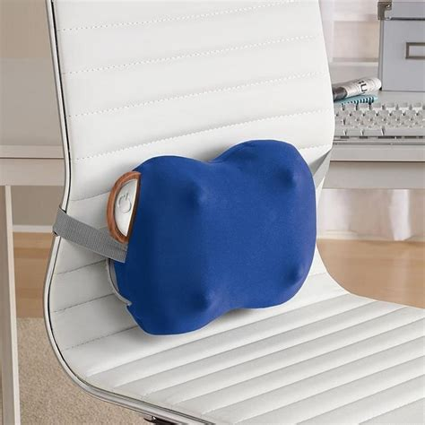 Brookstone Chair Back Massager brookstone lumbar massager 35 majors productos
