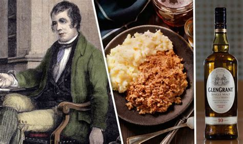 Burns Night Haggis And Whisky Cocktail Created To Celebrate Scot Poet  Uk  News Expresscouk