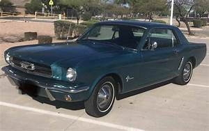 The Price Of Plain Originality: 1965 Mustang Coupe