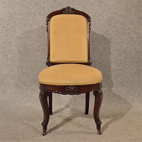 antique upholstered dining chairs quality set 4 antiques