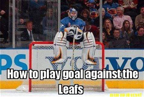 Hockey Goalie Memes - feel the rage march 2012