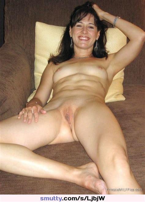Hot Amateur Wife Naked Milf Brunette Pussy Shaved
