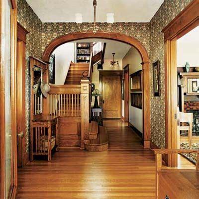 cottage  simple elegance woodwork  craftsman