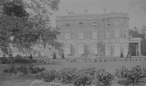 ferne house englands lost country houses