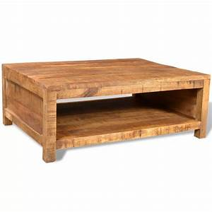 antique style mango wood coffee table vidaxlcouk With antique style coffee tables