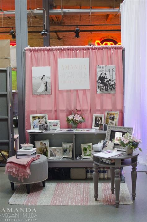photography vendor booth ideas images  pinterest