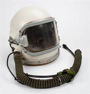 Cold War Russian High Altitude Helmet