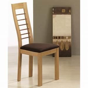 Salle A Manger Moderne : chaise de salle a manger moderne le monde de l a ~ Teatrodelosmanantiales.com Idées de Décoration