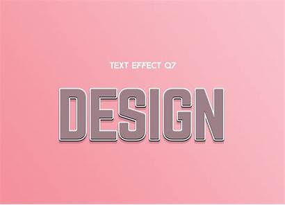Photoshop Effects Pack Font Effect Psd Registered