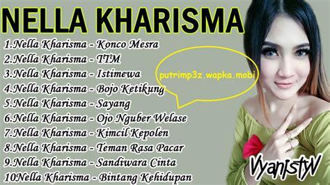 lagu nella kharisma full album  jamielcss blog