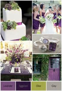 purple wedding ideas purple and green wedding ideas weddings by lilly