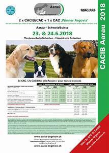 Catalogue Quelle 2018 : cacib aarau swiss dogshow ~ Medecine-chirurgie-esthetiques.com Avis de Voitures