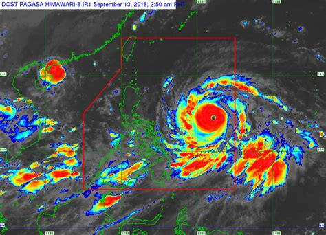 The philippine atmospheric, geophysical and astronomical services administration ( filipino pagasa widziała wiele osiągnięć podczas reżimu marcosa. 'Bagyong Ompong' PAGASA weather update September 13, 2018 ...