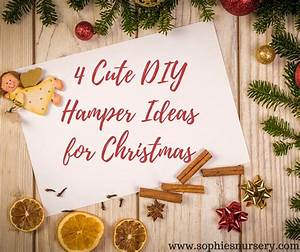 4, Cute, Diy, Hamper, Ideas, For, Christmas