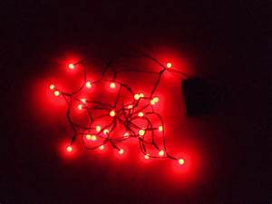 Led Batterie Lichterkette : led lichterkette blau oder rot batterie betrieben 10 bis 30 leds auswahl ebay ~ Eleganceandgraceweddings.com Haus und Dekorationen