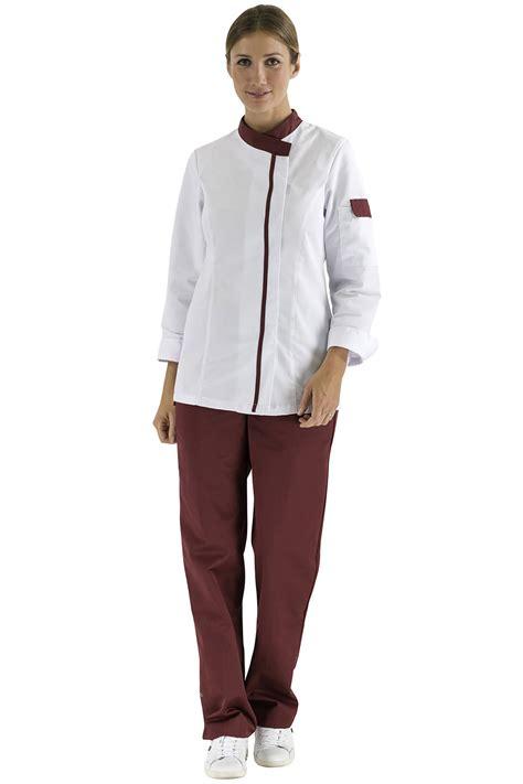 pantalon de cuisine femme pantalon de cuisine femme leader sur le marché du vêtement professionnel